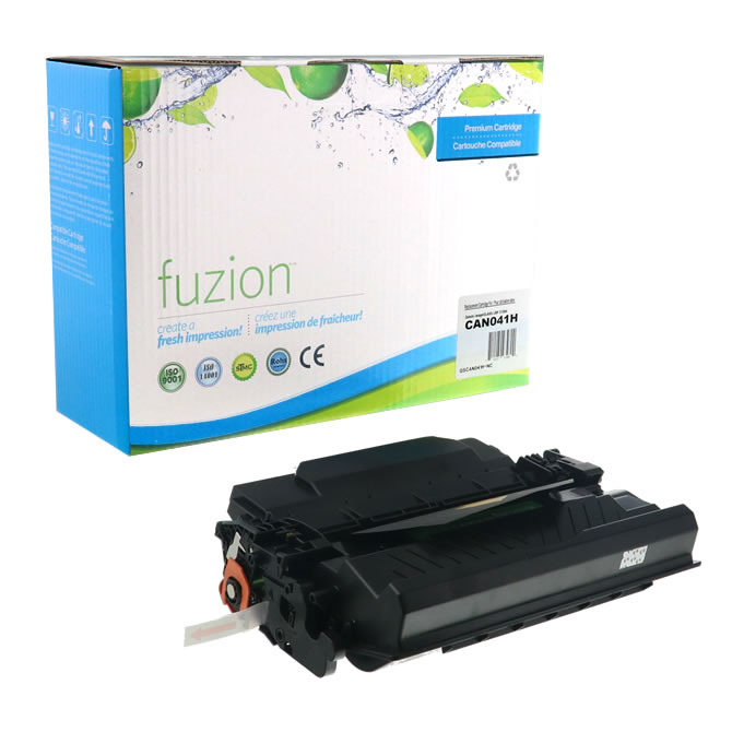 Canon 041H High Yield Toner Cartridge - Black