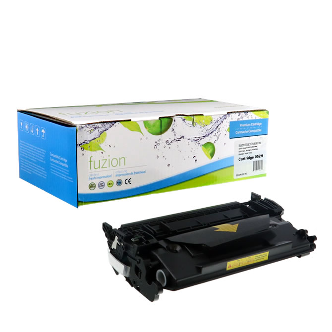 Canon 052H High Yield Toner - Black