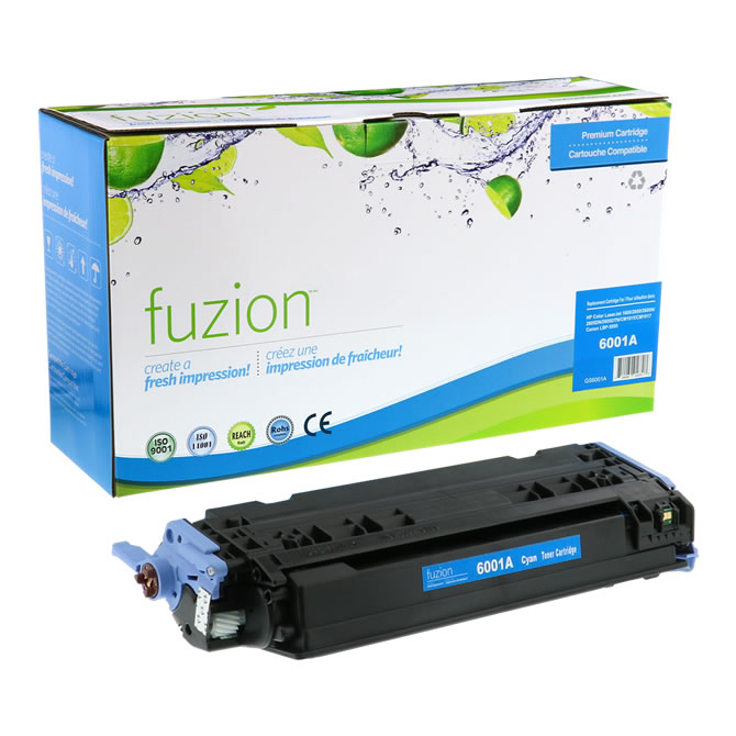 HP Colour Q6001A Toner - Cyan