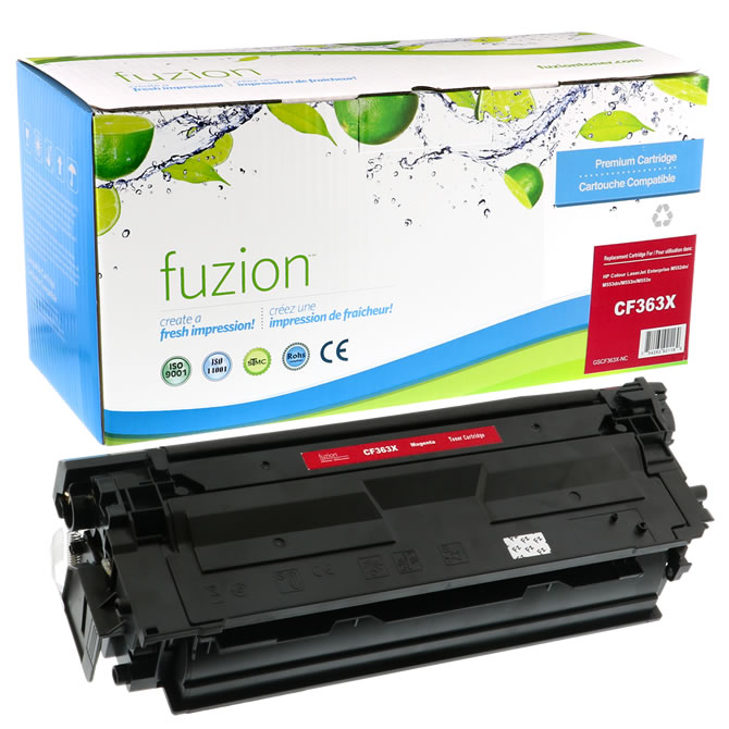 HP Colour CF363X HY Toner - Magenta